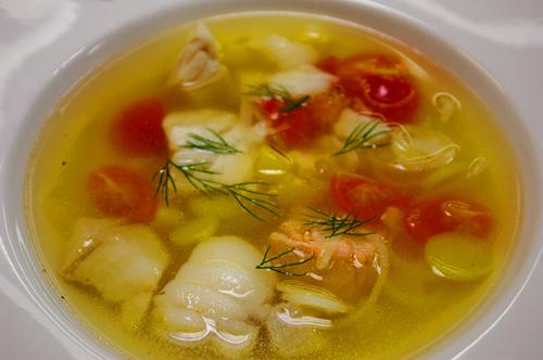 рыбные блюда, кухня рыбака