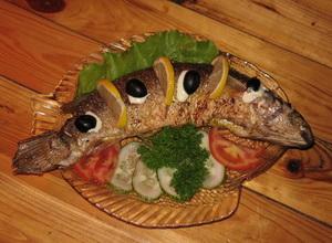 рыбная рухня, рецепты рыбы