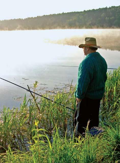 о рыбалке осенью ловля карася