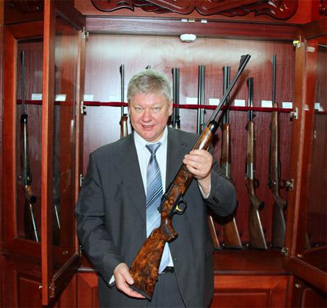 Купить ружье