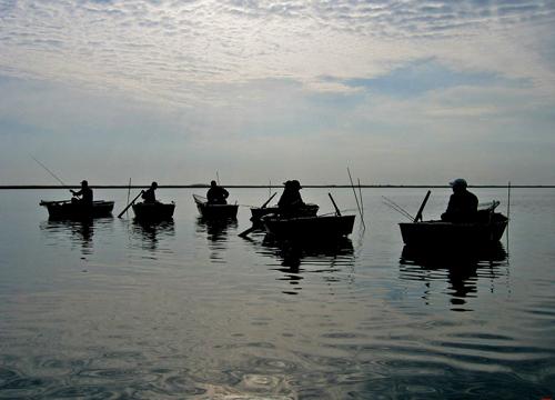 рыболовные базы во  дельте иначе казахстан