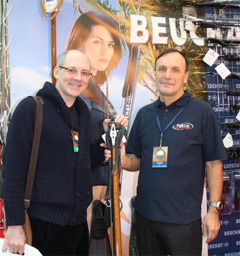 Владимир Докучаев и Андрей Шалыгин на Золотом Дельфине 2011 - фото Ольга Фрунзэ