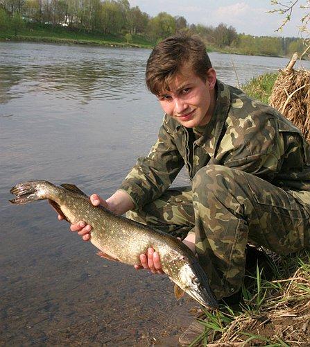 пироговский пруд рыбалка ижевск