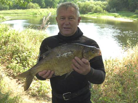 рыбалка на реках поволжья