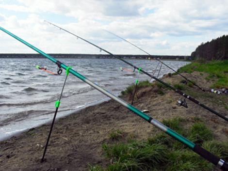 посоветуйте озеро для рыбалки