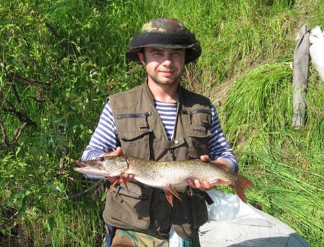 отчет сибирской рыбалки