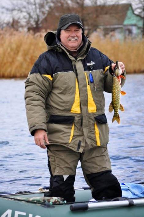соревнования по рыбной ловли хищника