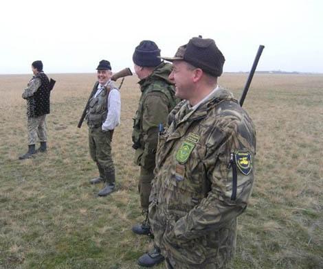 охота в ставропольском крае