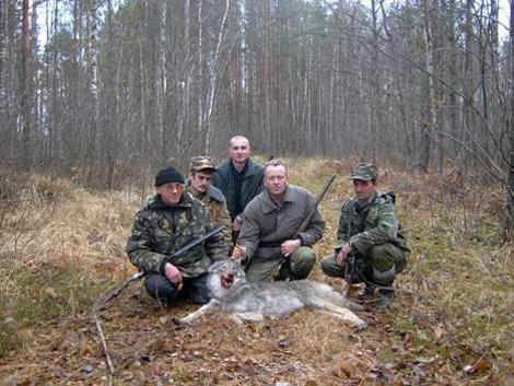 Охрана охотугодий в Пермском крае