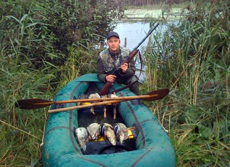 жизнь рыбаков и охотников