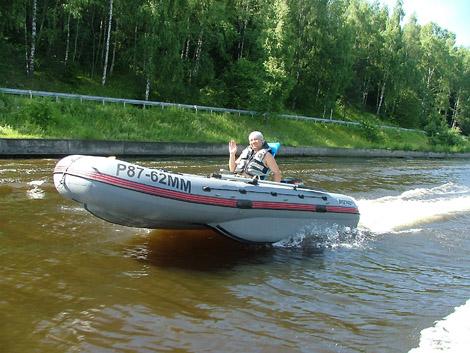 комплектация лодки пвх для техосмотра