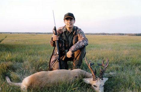 Особенности охоты на сибирскую косулю...
