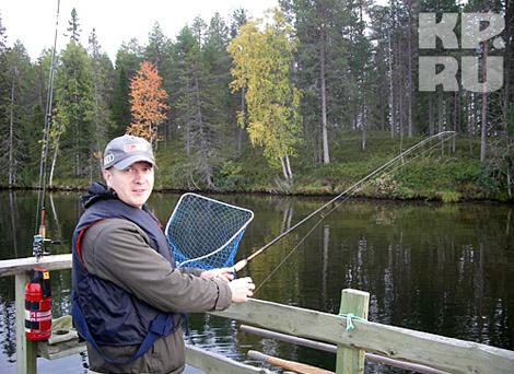 магазин для рыбалки в финляндии