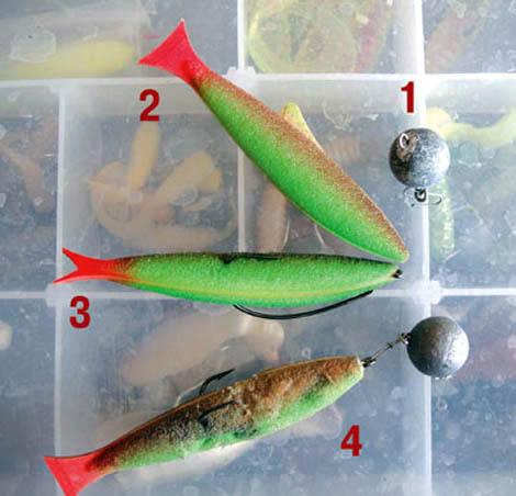 Как сделать рыбок для рыбалки