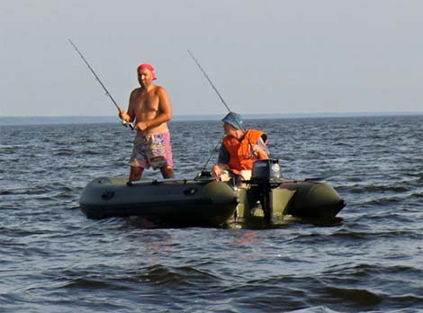 рыбалка бери  спиннинг во  рыбинске