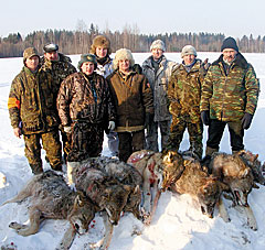 грязовецкое общество охотников и рыболовов