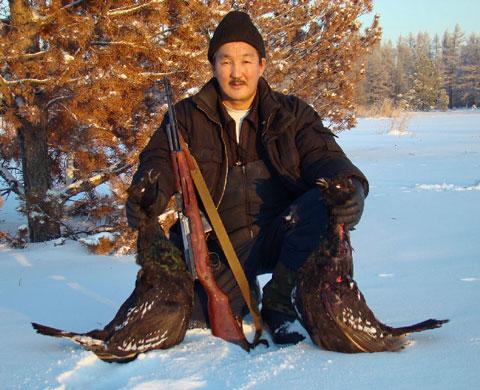 охота и рыбалка в якутии туры