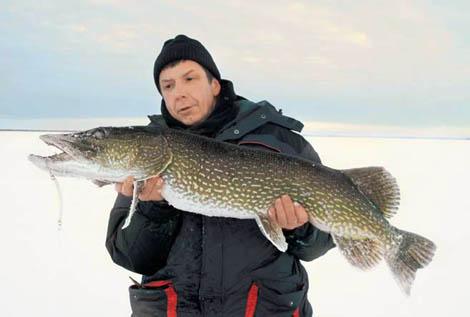 рыбалка на тройник фото