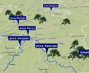 запрет на ловлю в калининградской области