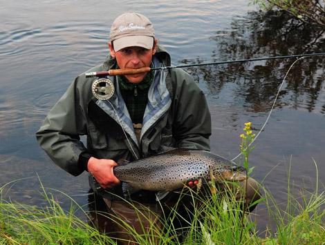 рыбалка мурманске на реках
