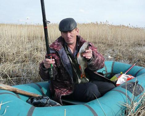 клев на рыбалке в кургане