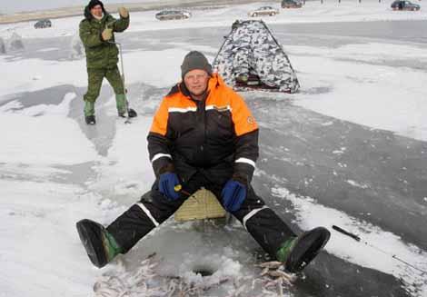 рыбалка в стерлитамаке 2017