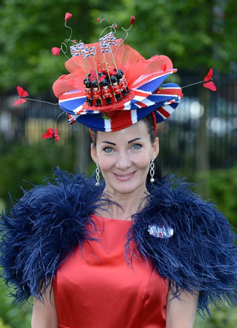 содержится конкурс шляп в великобритании 2017 нас самый большой