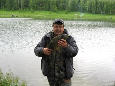 рыболовный практикум с евгением середой
