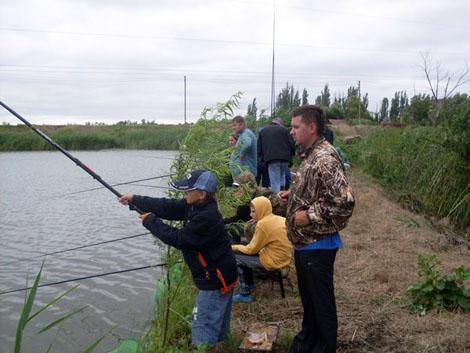 когда будет соревнования рыболовов