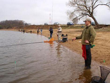 запрет на ловлю рыбы николаев