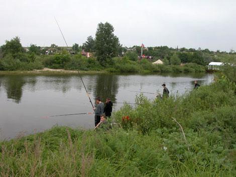 рыбалка калинин дон