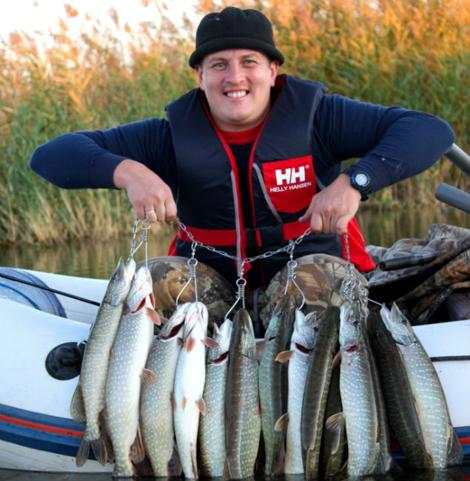 улов рыбака интернет