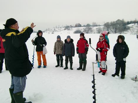 детский рыболовный турнир в москве