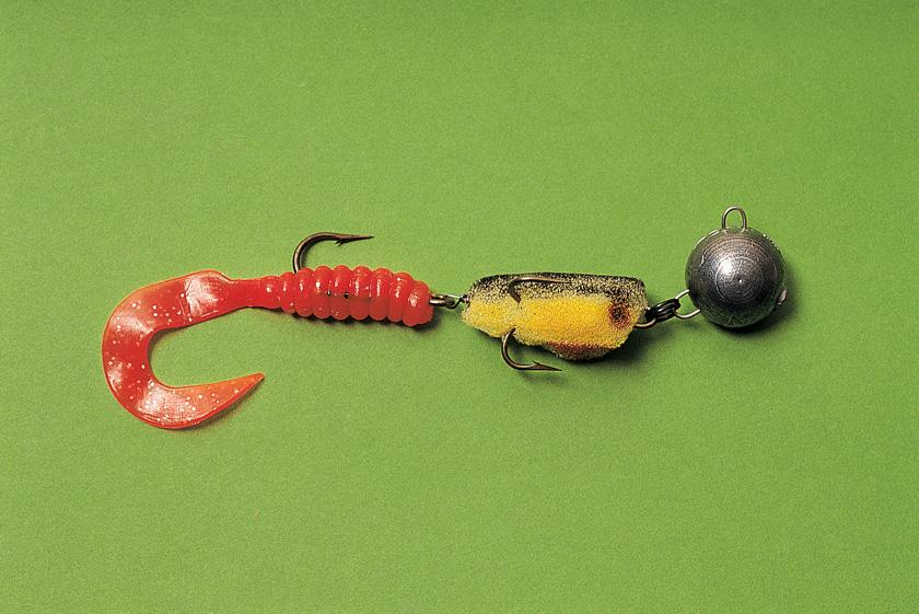 Изготовление приманок для ловли рыбы своими руками 97
