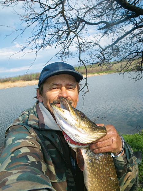 где во владимире ловят рыбу