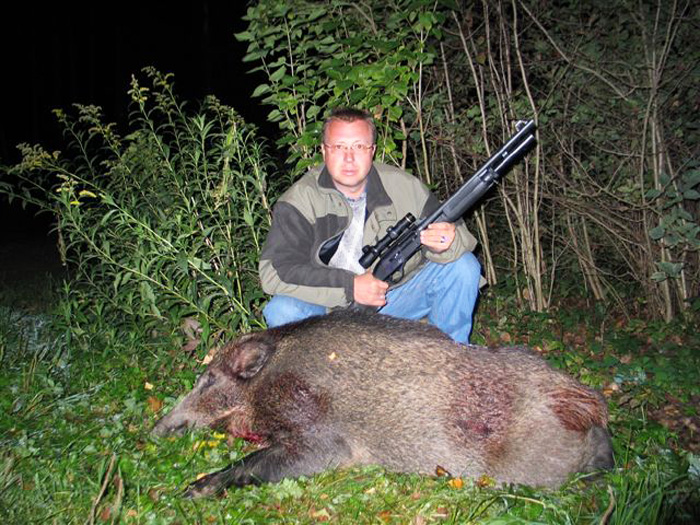 Охота на кабана: Как охотиться на кабана, оружие на кабана, как стрелять по  кабану
