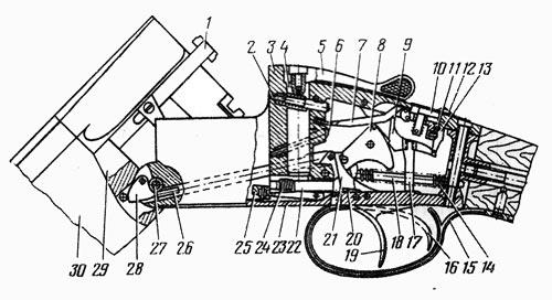 Схемы электрические лансер.  Схема рулевого управления трактора мтз-82.