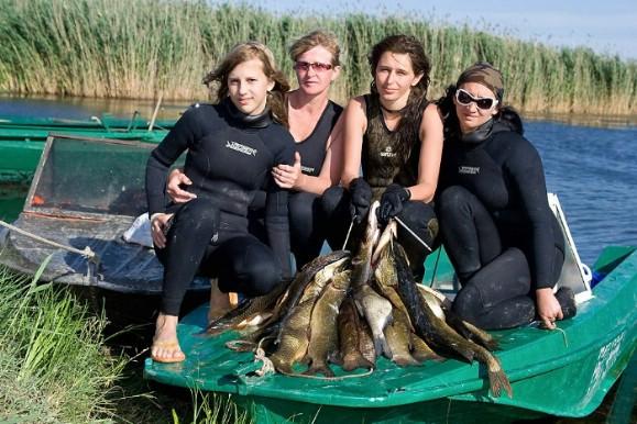 подводная рыбная ловля  почто нужно