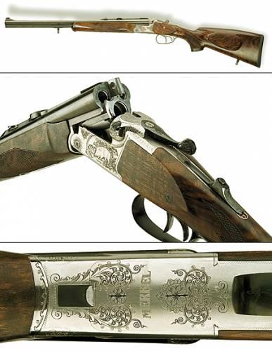 Казнозарядные - патронные охотничьи ружья, заряжающиеся унитарными патронами, появились в первой половине XIX...