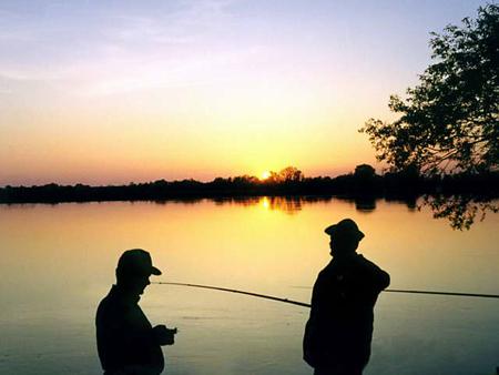 Испокон веков в каждой карельской семье имелись все необходимые рыболовные...