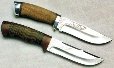 Еще одна сфера применения охотничьих ножей хоть и считается второстепенной...  AHooTA.ru.