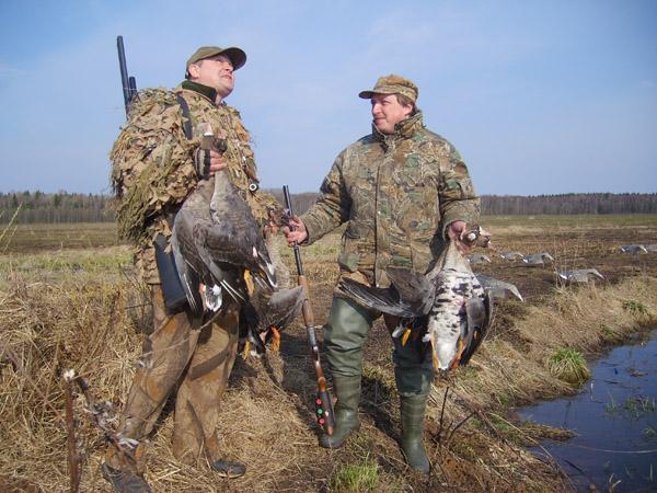 Дело в том, что весной пик охоты приходится на открытие.  Не потревоженный и непуганый...