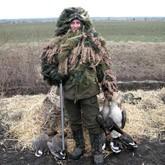 13 04 2011 весенняя охота на гусей