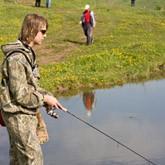 где клюет рыба в районе