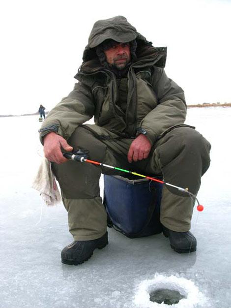 Зимняя рыбалка в волгоградской области на дону