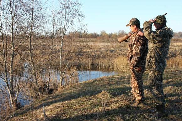 Весенняя охота 2015, весенняя охота в Смоленской области, сроки весенней охоты в Смоленской области, разрешение на весеннюю охоту