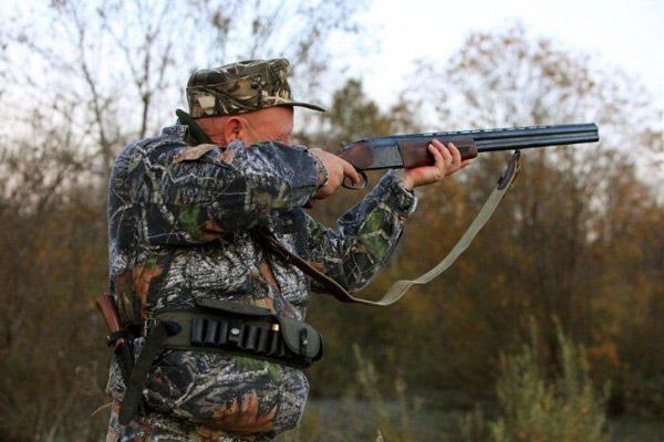 Охота, охота в Саратовской области, охотничий инспектор